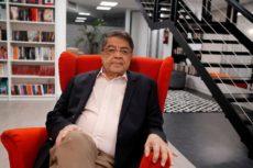 Sergio Ramírez, con su primera novelaTiempo de fulgor (1970),ha señalado un rumbo distinto al relato tradicional en esta región centroamericana. LAPRENSA/EFE/Mariscal