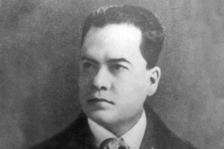 Rubén Darío. LA PRENSA/Archivo