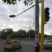 Alcaldía reutiliza semáforos amarillos en intersecciones conflictivas de Managua