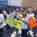 Chinandega marcha en contra del abuso sexual