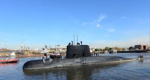 submarino, Argentina