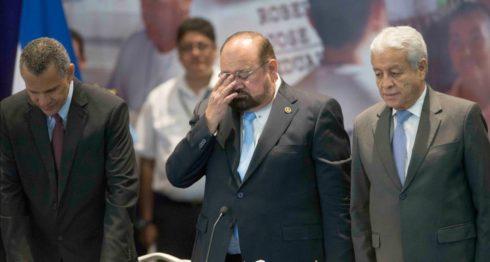 Roberto Rivas, magistrado del Consejo Supremo Electoral (CSE). LA PRENSA/ URIEL MOLINA