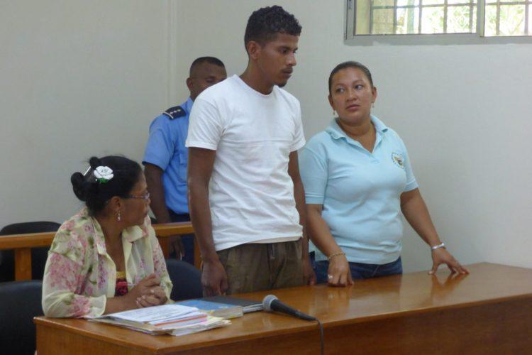 Caribe Norte, femicidio