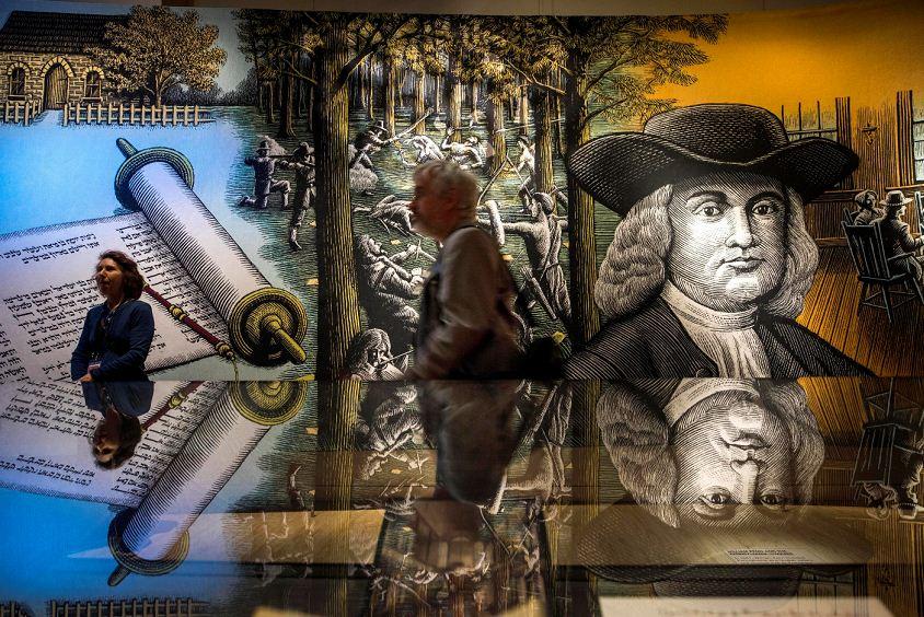 Este museo alberga alrededor de 1.000 artefactos bíblicos. LA PRENSA/EFE/JIM LO SCALZO