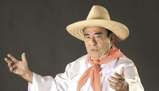 El folclorista y maestro de generaciones, Bayardo Ortiz, durante 77 años bailó al compás de los sones de marimba. Ortiz nació un 24 de noviembre de 1933 y falleció el 28 de junio del 2017. LA PRENSA /Uriel Molina/ARCHIVO