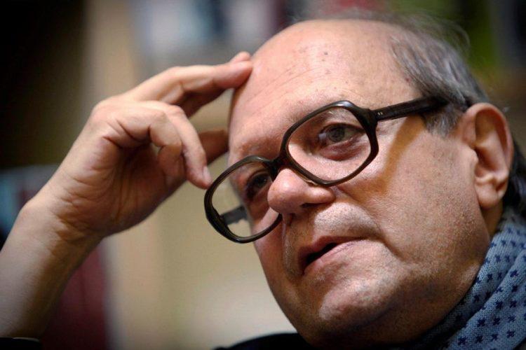 El escritor catalán Pere Gimferrer, Premio Internacional de Poesía Ciudad de Granada Federico García Lorca en su decimocuarta edición. Foto de 2016. LA PRENSA/EFE/ Cabalar