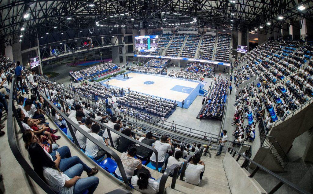 polideportivo alexis argüello, juegos centroamericanos, Nicaragua