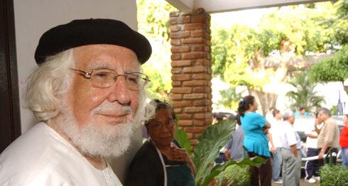 Poeta Ernesto Cardenal. LAPRENSA /ARCHIVO