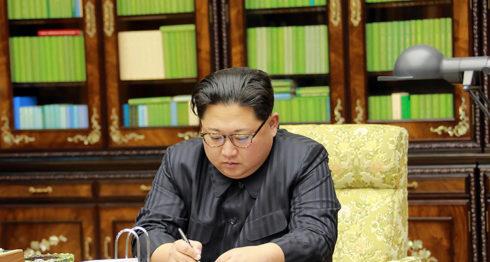 Corea del Norte, misil balístico