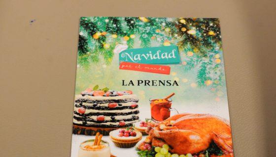 Navidad, LA PRENSA, Fascículos, comidas, bebidas, vinos, cocteles, recetas