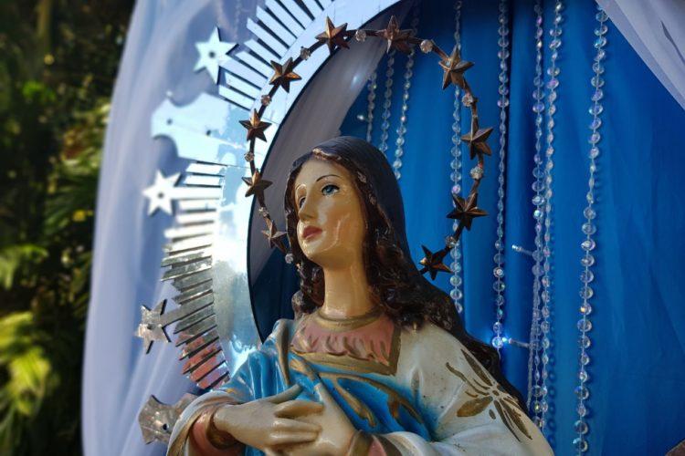 Cardenal Leopoldo Brenes, Purísima, Virgen María, Inmaculada Concepción, Patrimonio Histórico y Cultural