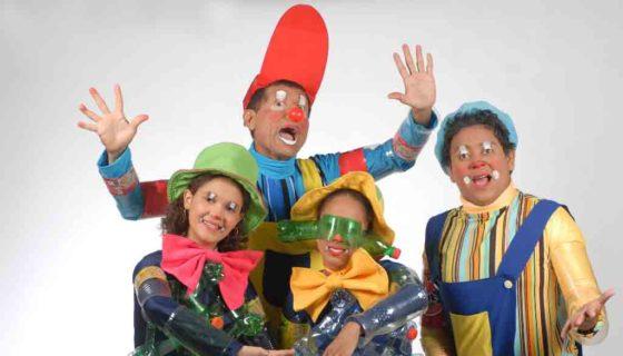Bajo la magistral dirección de Tito Aguirre artistas del Club del Clown han hecho circo y actuado en salas de teatro y espacios alternativos del país. LA PRENSA/Archivo