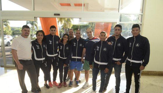 Lucha, Juegos Centroamericanos de Managua 2017