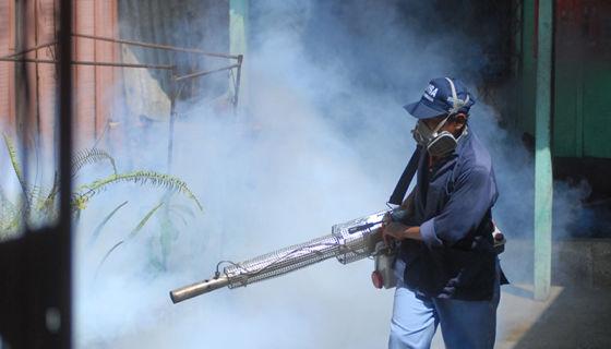 malaria, minsa, fumigación