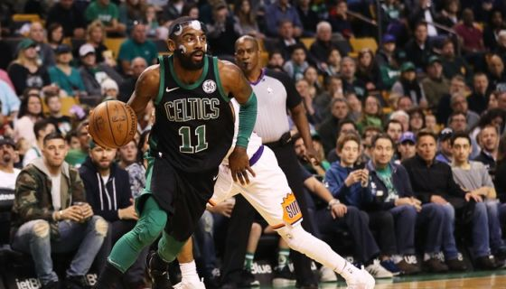 NBA, Kyrie Irving