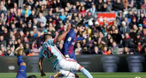 Barcelona, Liga española, Lionel Messi