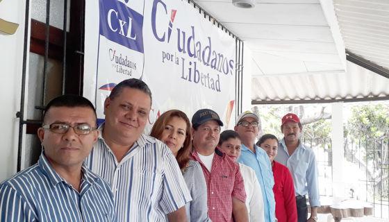 Ciudadanos por la Libertad, CxL, alcaldías, alcaldes electos