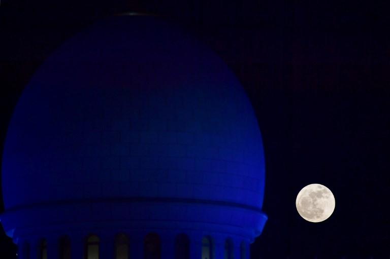 superluna, luna, moon,