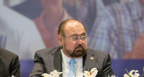 Sanción a Roberto Rivas