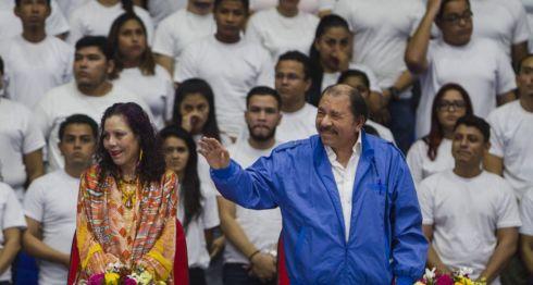 Daniel Ortega, lavado de dinero