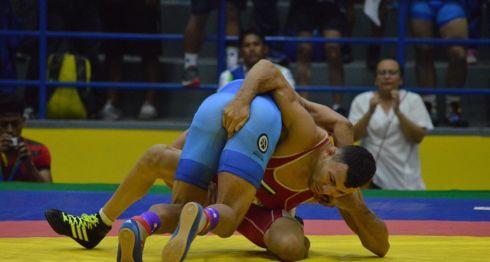Juegos Centroamericanos de Managua 2017, Lucha