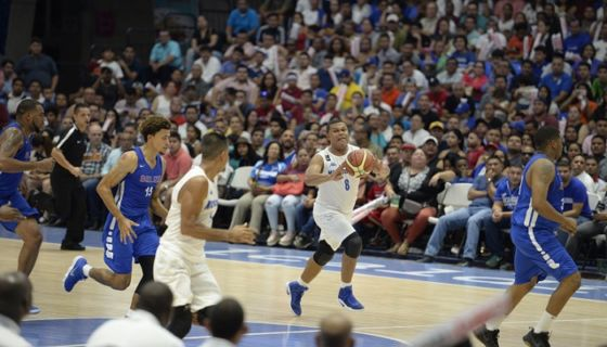 Juegos Centroamericanos de Managua 2017, Baloncesto