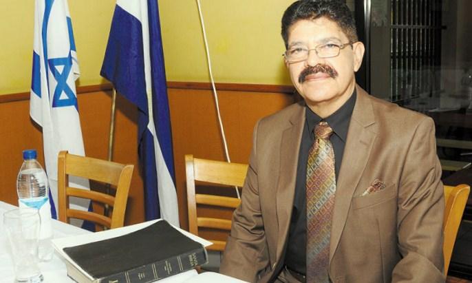 Pastor Rafael Arista, de las Asambleas de Dios. LA PRENSA/ARCHIVO