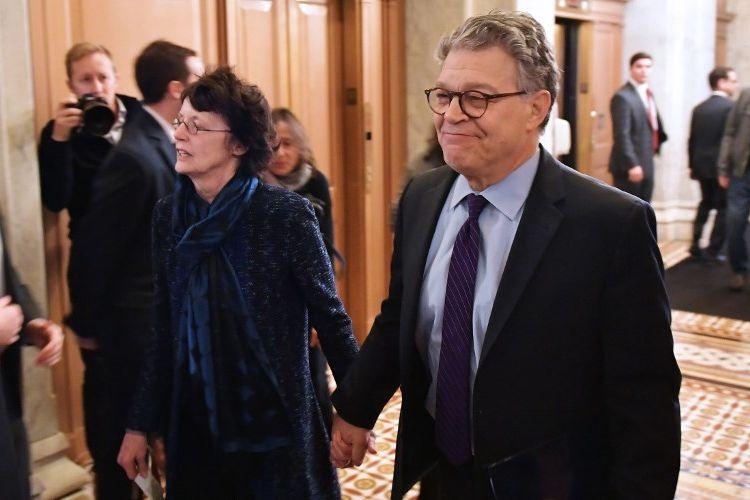 Al Franken, senador demócrata