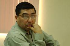 Enrique Armas, cronista deportivo y vicealcalde de Managua con el Frente Sandinista. LA PRENSA / Archivo.