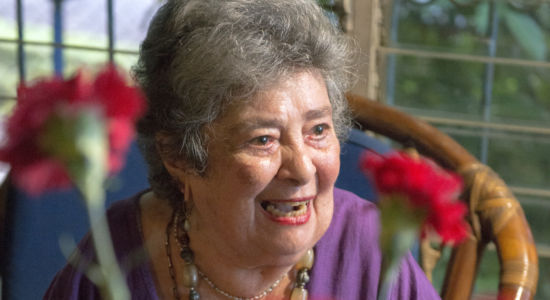 Claribel Alegría, poesía