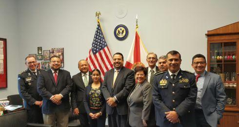 Eddy Acevedo, exdirector de Relaciones Internacionales del despacho de la congresista Ileana Ros-Lehtinen, es el nuevo administrador adjunto y jefe de estrategias legislativas de la Agencia de los Estados Unidos para el Desarrollo Internacional (USAID, por sus siglas en inglés).