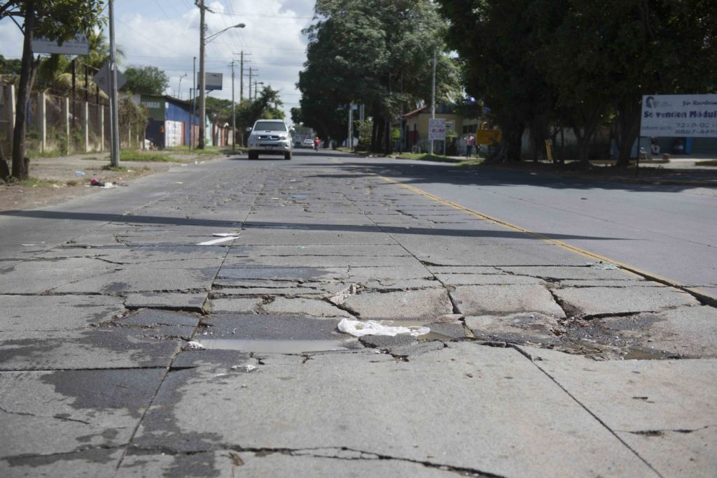 Calle El Triunfo