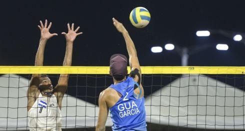 Juegos Centroamericanos de Managua 2017, voleibol de playa