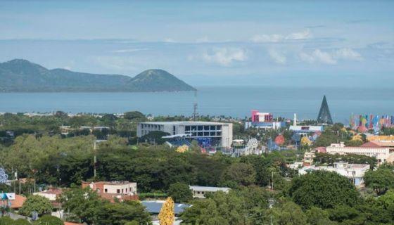 Centro histórico de Managua
