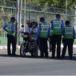 Fin de semana peligroso en vías de Nicaragua: un muerto y 16 heridos