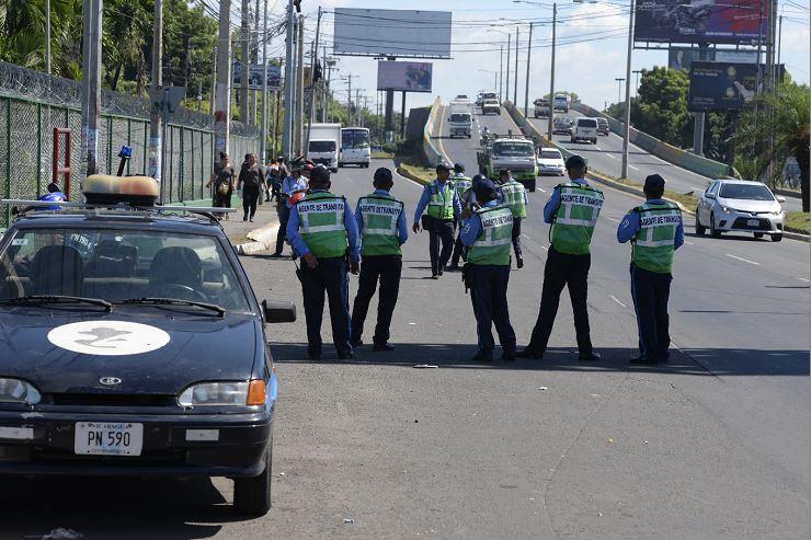 Multas, policía, policía de tránsito