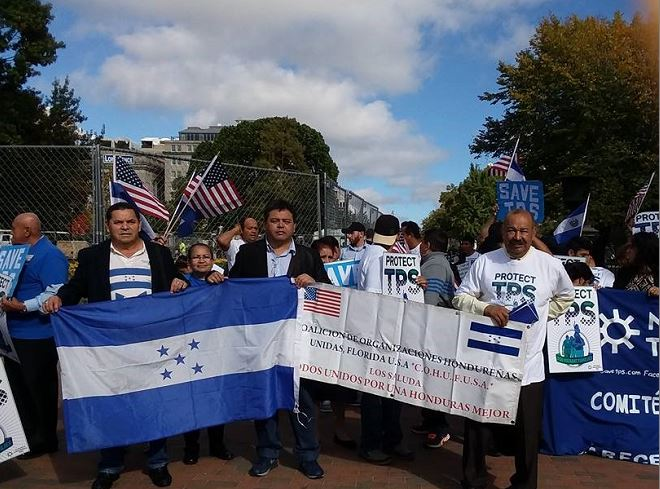 tps, migración, nicaragua
