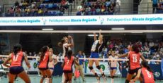 Juegos Centroamericanos de Managua 2017, voleibol