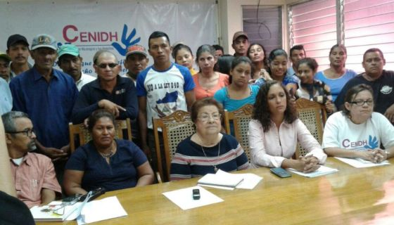 Francisca Ramírez y Mónica López Baltodano denuncian campaña difamatoria e intimidatoria. LA PRENSA/L. Álvarez