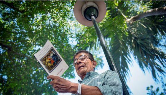 Iván Uriarte, poeta