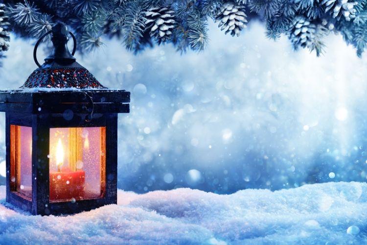 nevadas navideñas