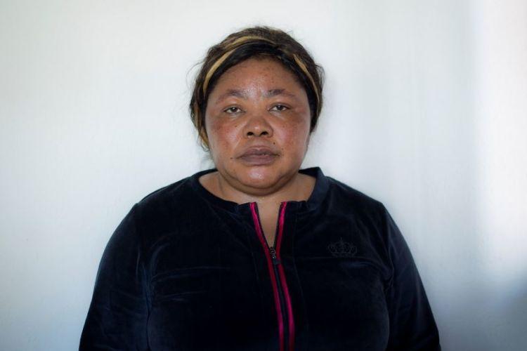 madre de migrante, migrante camerunés, Ministerio de Gobernación