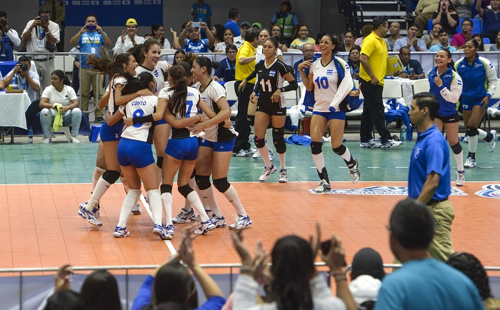 Voleibol femenino, Juegos Centroamericanos, Juegos Centroamericanos de Managua 2017