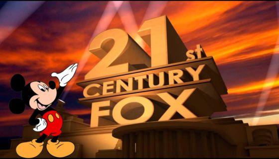 disney, FOX