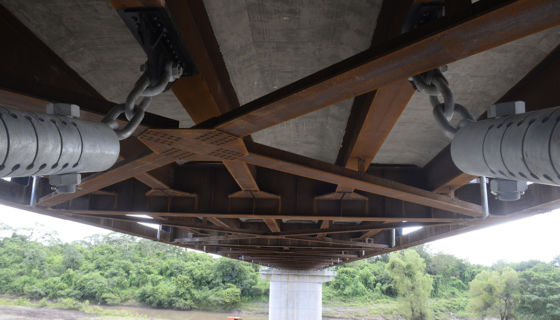 Puentes en Nicaragua