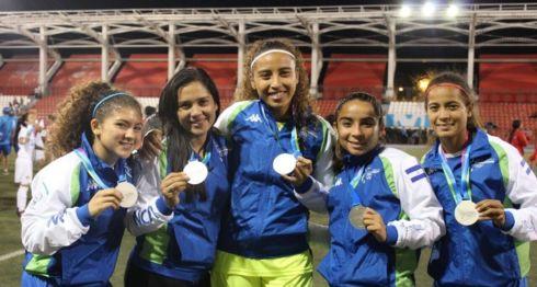 Futbol femenino, Juegos Centroamericanos de Managua 2017