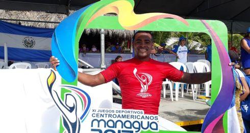 Surf, Juegos Centroamericanos de Managua 2017