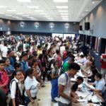 Más de ocho mil bachilleres aprobaron el examen de admisión de la UNAN-Managua