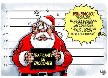 Caricatura del diario LA PRENSA correspondiente a la edición del sábado 16 de diciembre de 2017