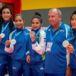 Nicaragua suma medalla de plata y bronce en karate y cierra en tercer lugar de los Juegos Centroamericanos